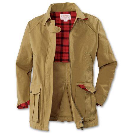 Filson Women S Antique Tin Cloth Barn Coat So Classic