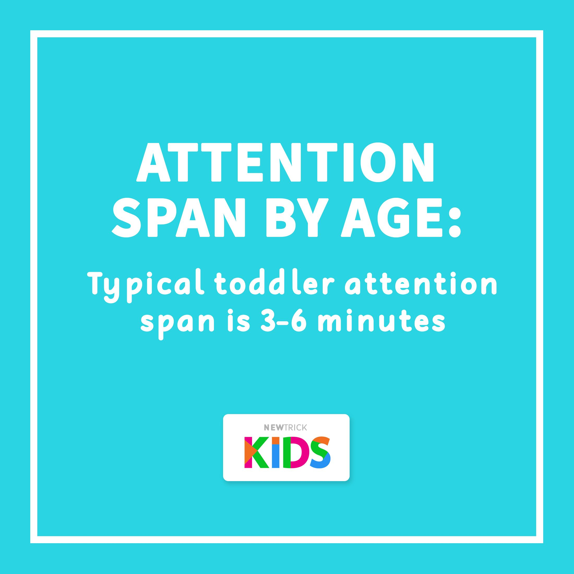 Increase Attention Span