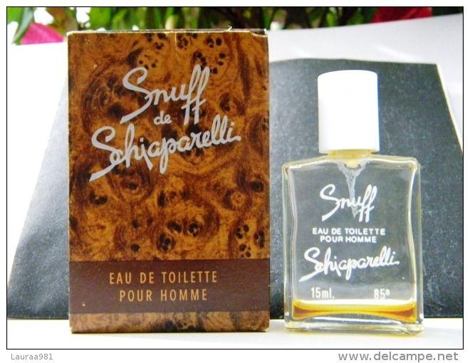 Schiaparelli - Snuff - eau de toilette pour homme