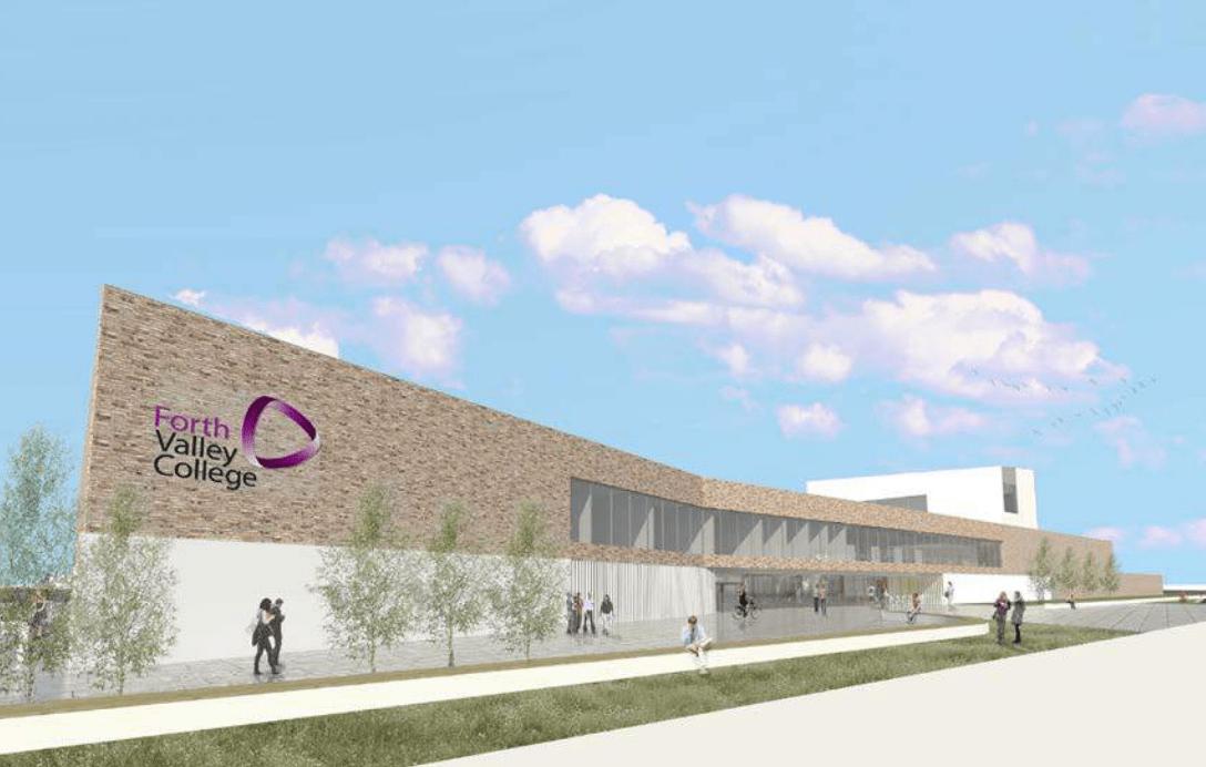 Balfour Beatty Wins 55m Falkirk Campus Falkirk Campus Balfour