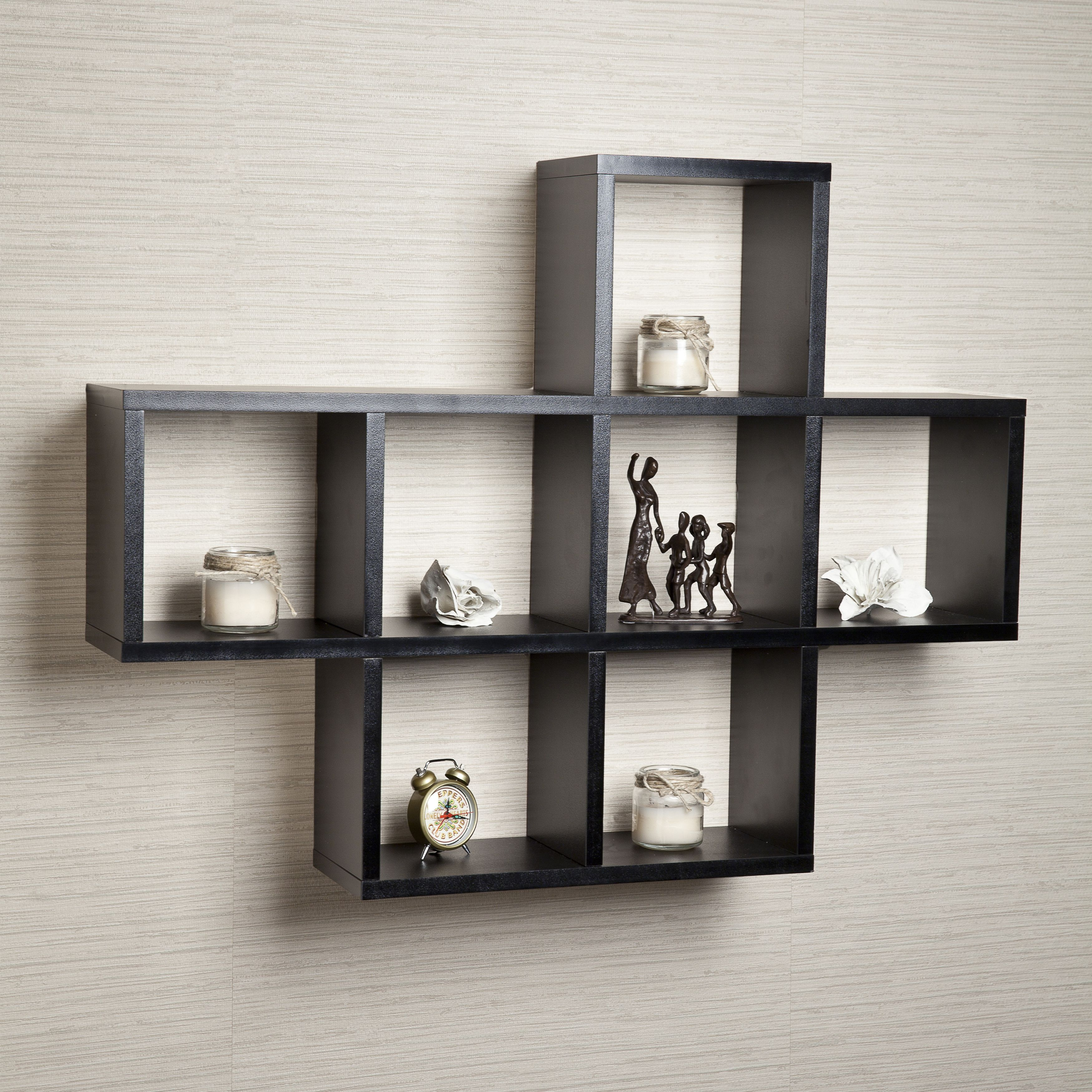 Cubby Wall Shelf | Home ideas | Pinterest | Shelves and Walls for modern corner wall unit  70ref