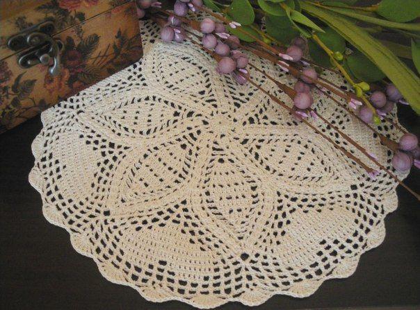 Mis Pasatiempos  Amo el Crochet: Carpeta de hilo grueso ganchillo