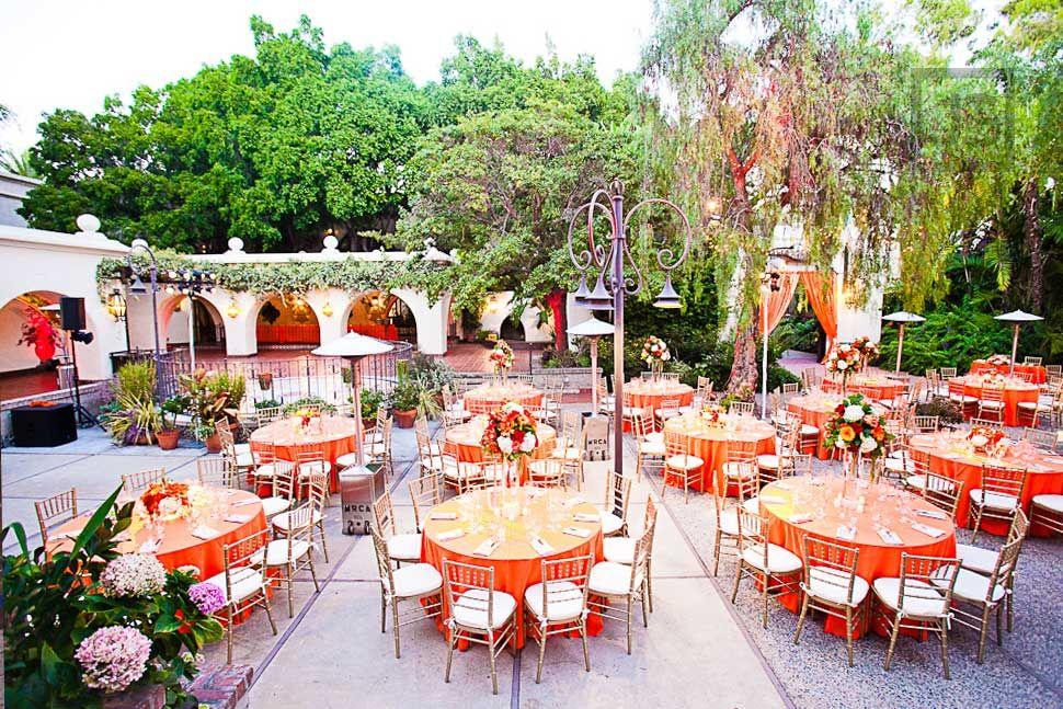 Lush Gardens Wedding Venues And Estates