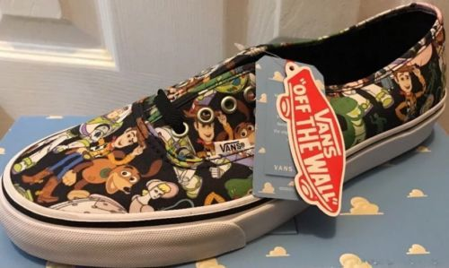 Vans Toy Story Woody negro