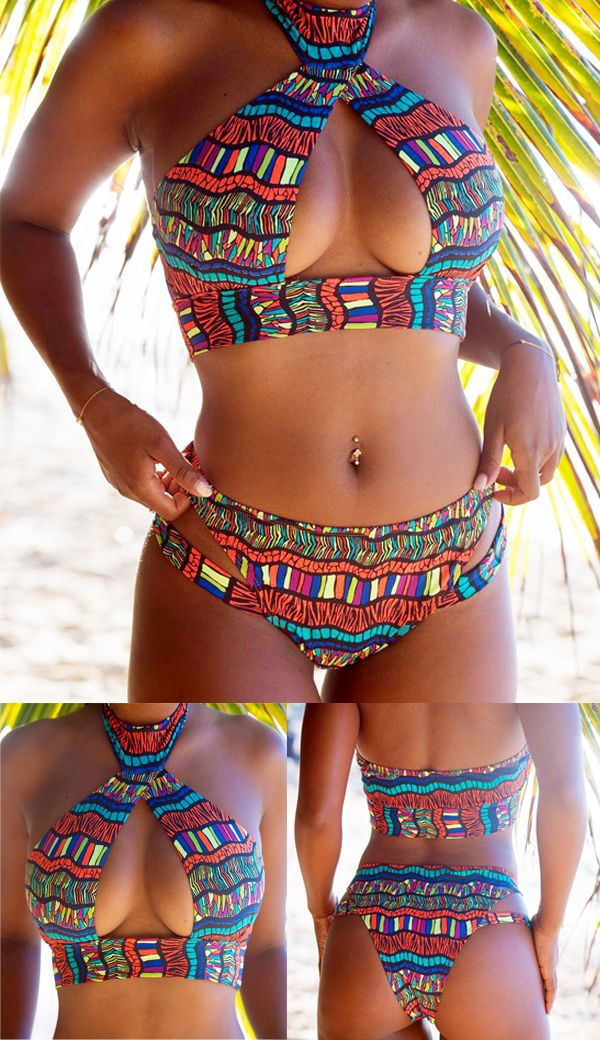 Wholesale Lot Bikini Bra Top Dress Cover up Tie Front Dancer Gogo Rave S M L