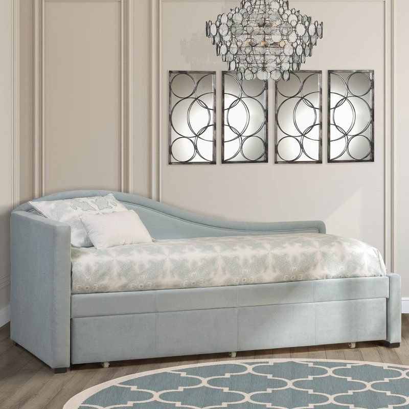 Robichaud Twin Daybed With Trundle Daybed With Trundle