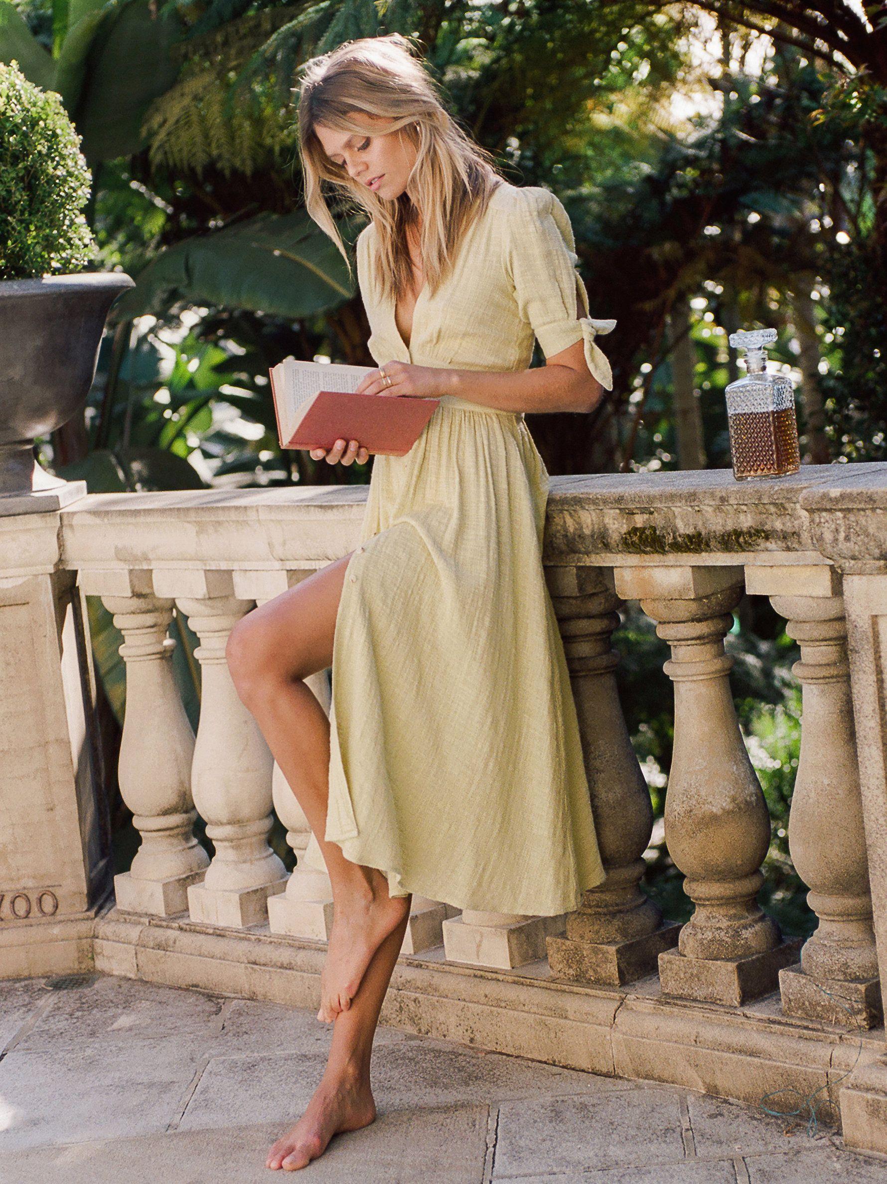 Love Of My Life Midi Dress Midi Dress Summer Style Fashion [ 2375 x 1780 Pixel ]