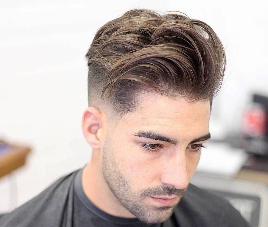 30 Most Favorable Fine Hairstyles For Men In 2020 Medium Length Hair Styles Mens Hairstyles Medium Undercut Fade Hairstyle
