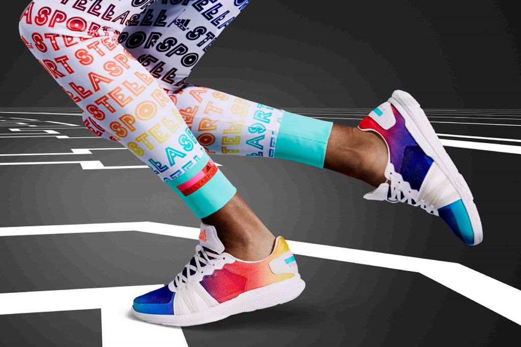 Adidas stella mccartney spring ively sneakers 2016   Adidas