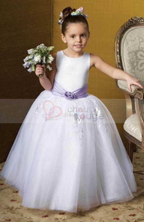 Robe Mariage Petite Fille D Honneur
