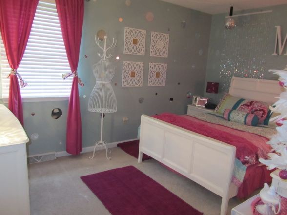 Girl\'s tween bedroom | دواليب | Pinterest | Tween, Dievčatá a Mládež