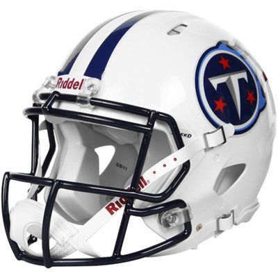 2bc5be7e783 Compare prices on Tennessee Titans Full-sized Helmets from top online fan  gear retailers. Save money when buying authentic