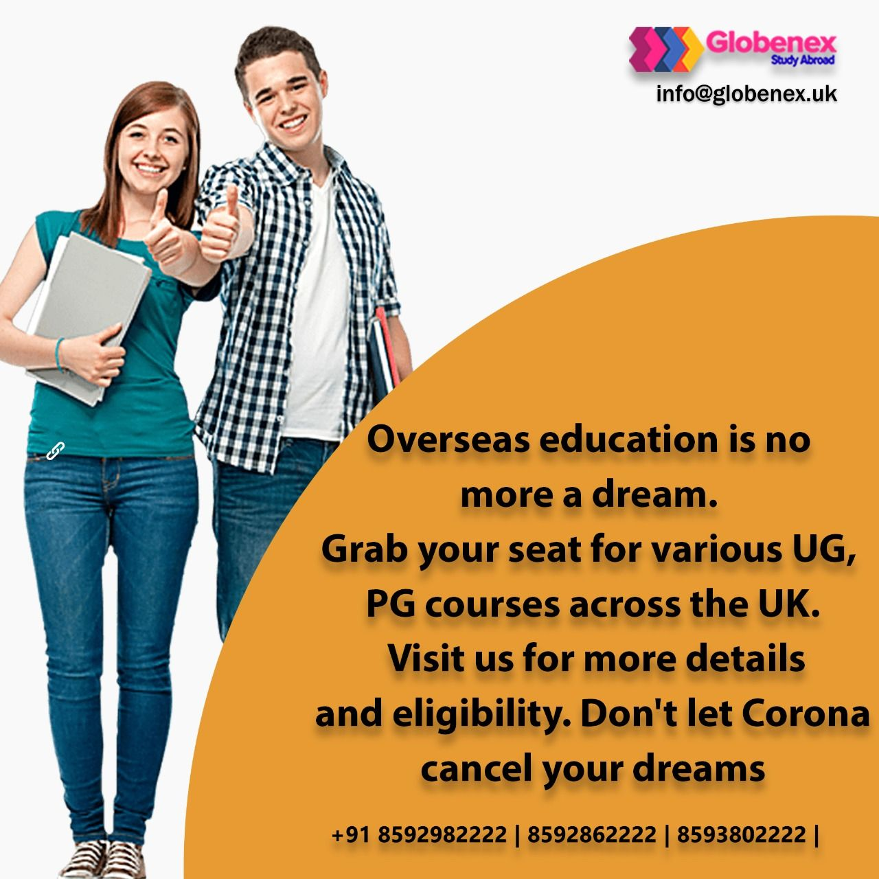 Study In Uk Overseas Education Educational Consultant Education