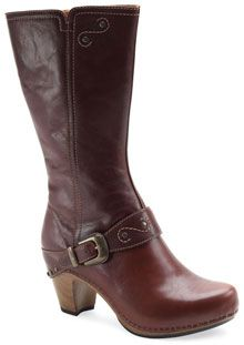 """Danskos are the only shoes that fit my feet comfortably and I definitely """"need"""" a casual boot that fits me well. I have big calfs so a low boot like this would work well. These would look great with jeans or a cute skirt."""