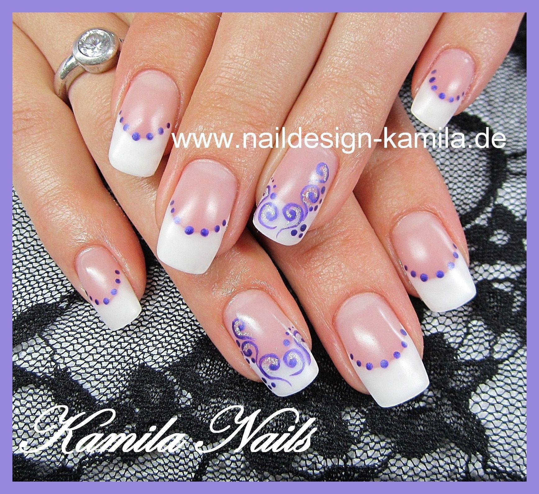 nail #nails #nailart | Fingernägel | Pinterest | Nail nail, French ...