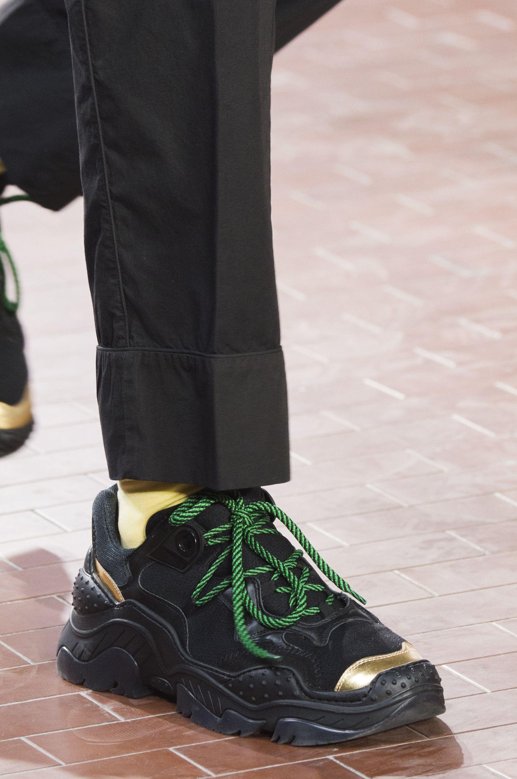 No 21 Spring 2018 Men S Fashion Show Details Mens Shoes Runway