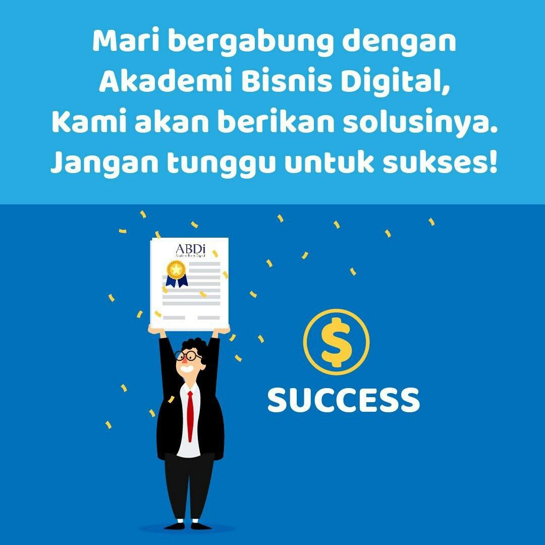 Akademi Bisnis Digital Abdi Belajar Marketing Mahasiswa