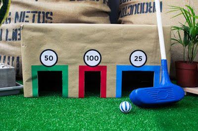 Juegos Eran Los De Antes 13 Juegos Con Cajas De Carton Para Ninos