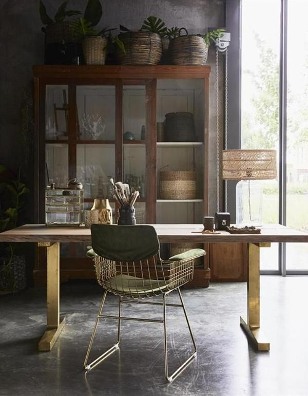 Pin on Art deco home office ideas
