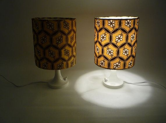 Pair of Vintage Bedside Lamps by oppning on Etsy, 75.00