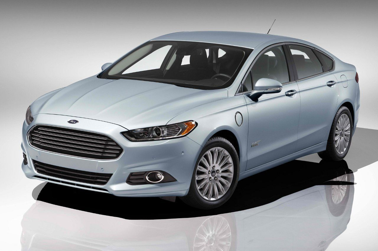2013 Ford Fusion Hybrid Veiculo Eletrico Ford Ford Fusion