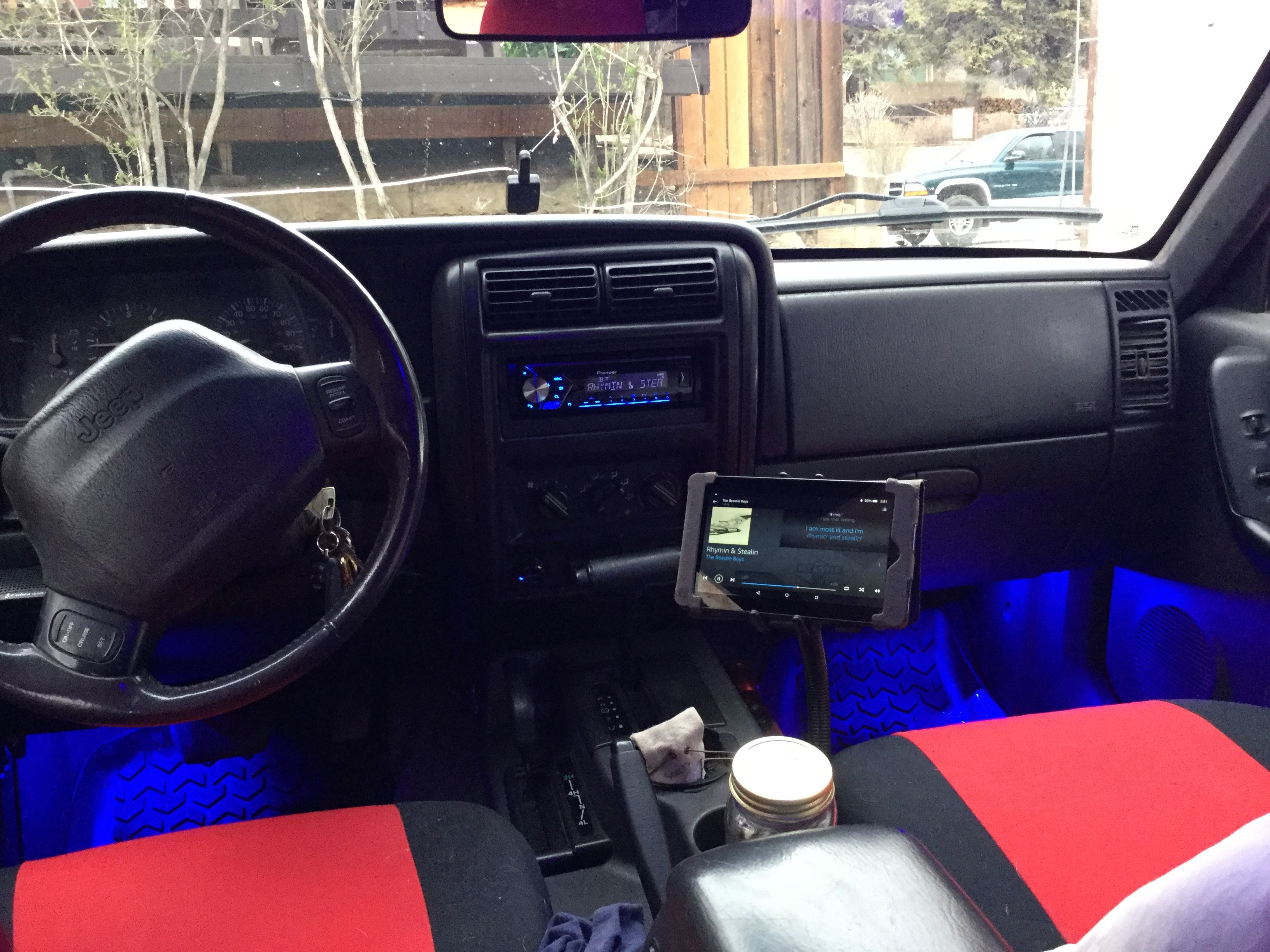Led Conversion For All Interior And Instrument Panel Lights Jeep