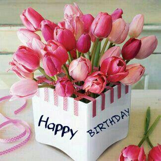 Mazzo Di Fiori Happy Birthday.Happy Birthday Composizioni Floreali Fiori Decorazioni Floreali
