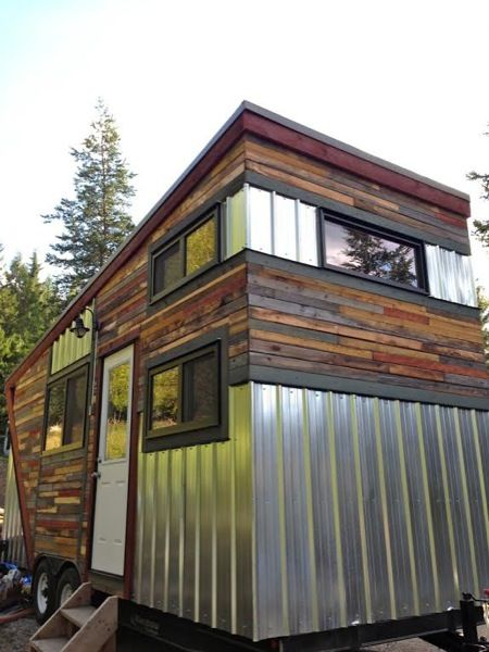 208 Sq  Ft  Tiny House For Sale | Home Life: Tiny House Movement