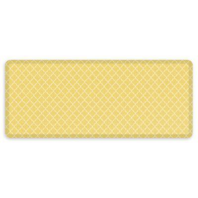 Gelpro Newlife 30 X 72 Lattice Designer Comfort Mat In Sunny Day Comfort Mats Lattice Pattern Lattice