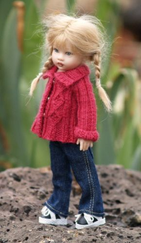 Jaunty Jackets Knitting Pattern For Rileybitty Bethany