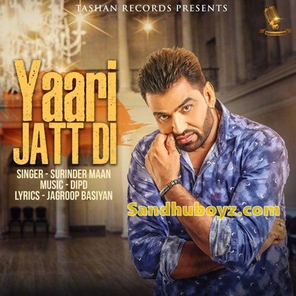 here you can download yaari jatt di punjabi mp3 song free also download latest punjabi