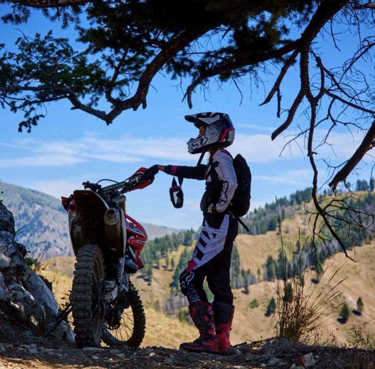 Families that ride together… Idaho Enduro