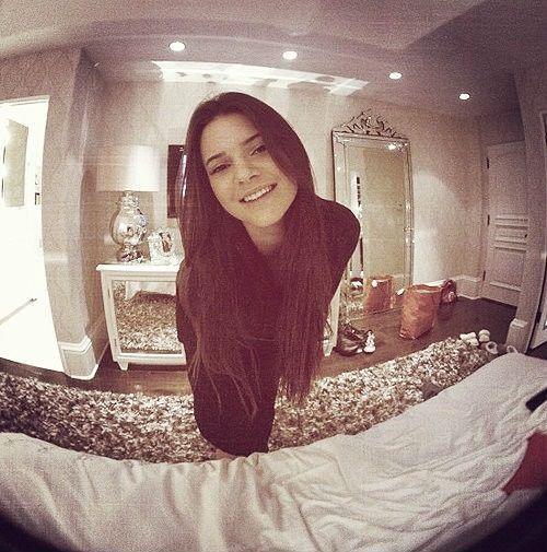 Kylie Jenner Bedroom: Kendall Jenner Room