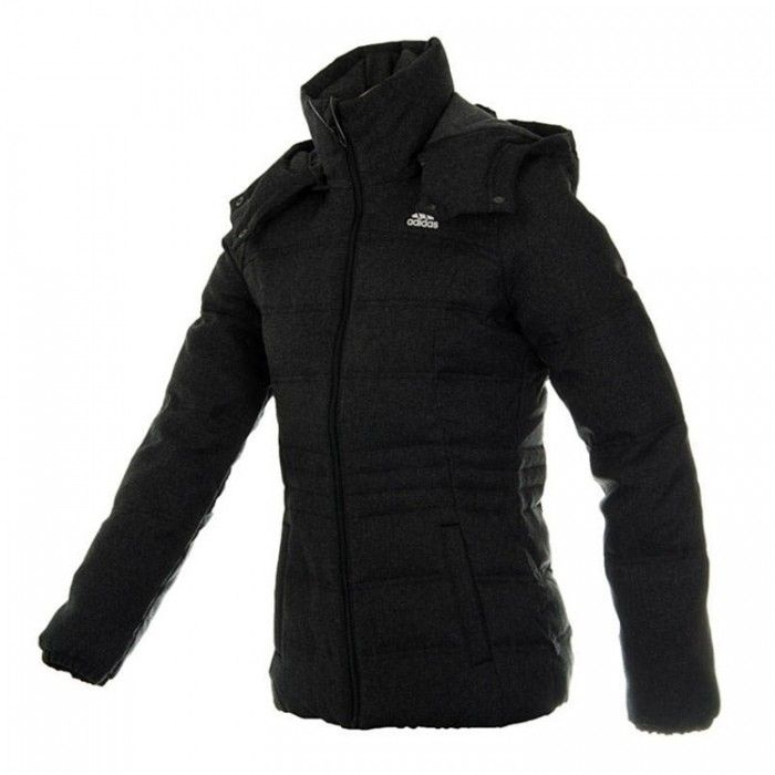 c287c2411fc1 Adidas Women s Militant Winter Down Jacket - Black