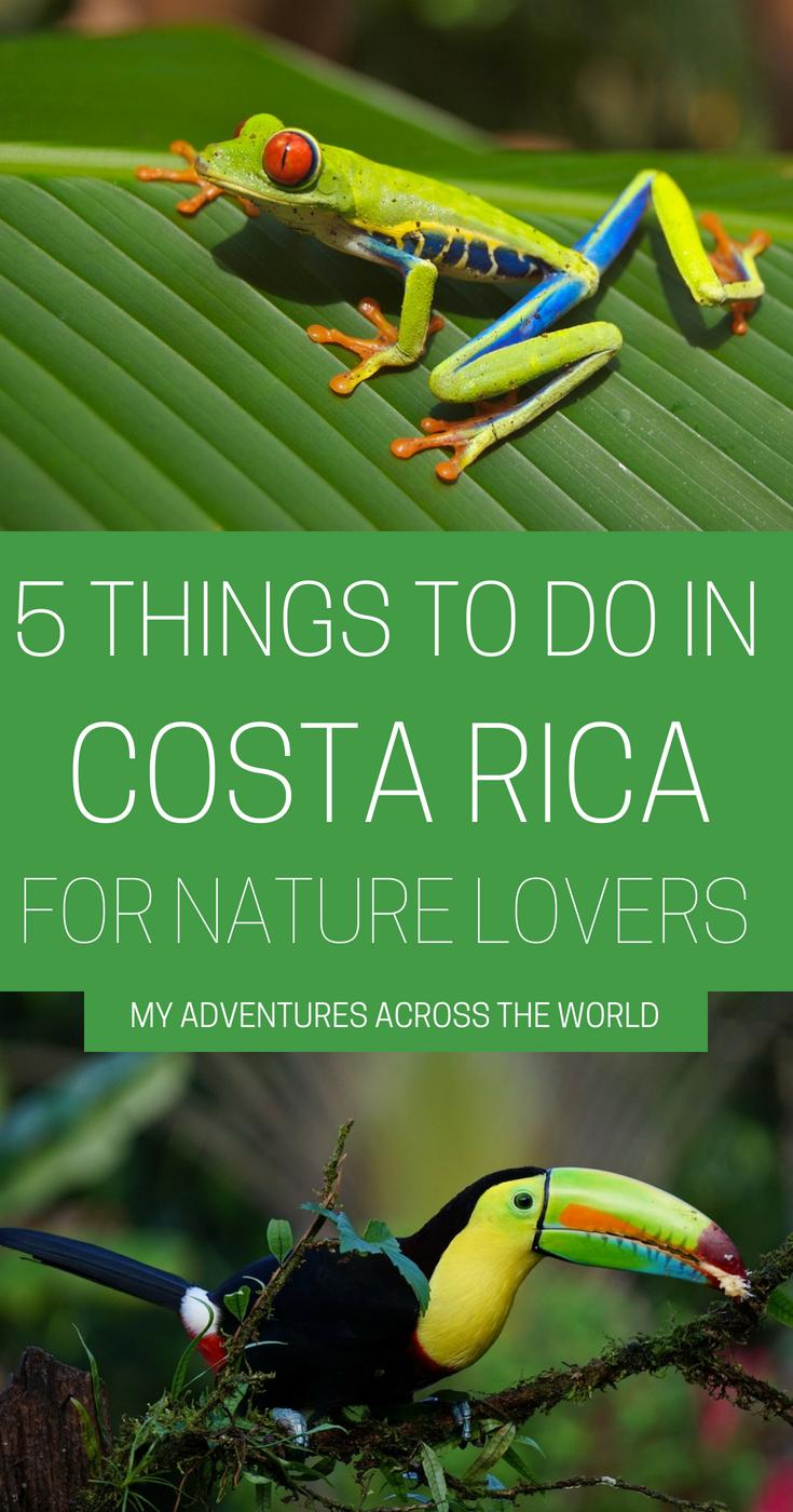 38 Incredible Things To Do In Costa Rica Unternehmungen Reiseziele Reisen