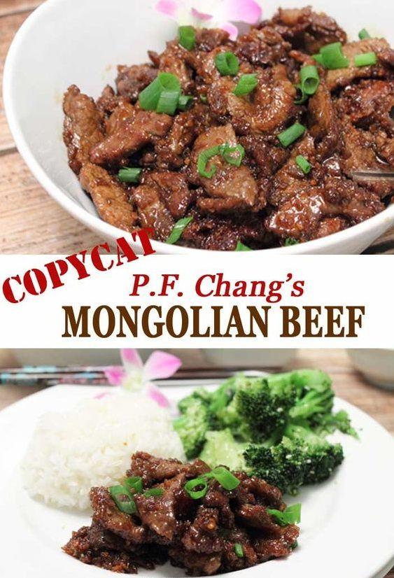 Copycat Pf Changs Mongolian Beef Slow Cooker Anggitha