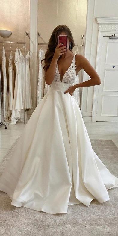 Photo of Dream Wedding Dresses Yellow Bridesmaid Dresses Sexy Wedding Guest Dresses Deepi…