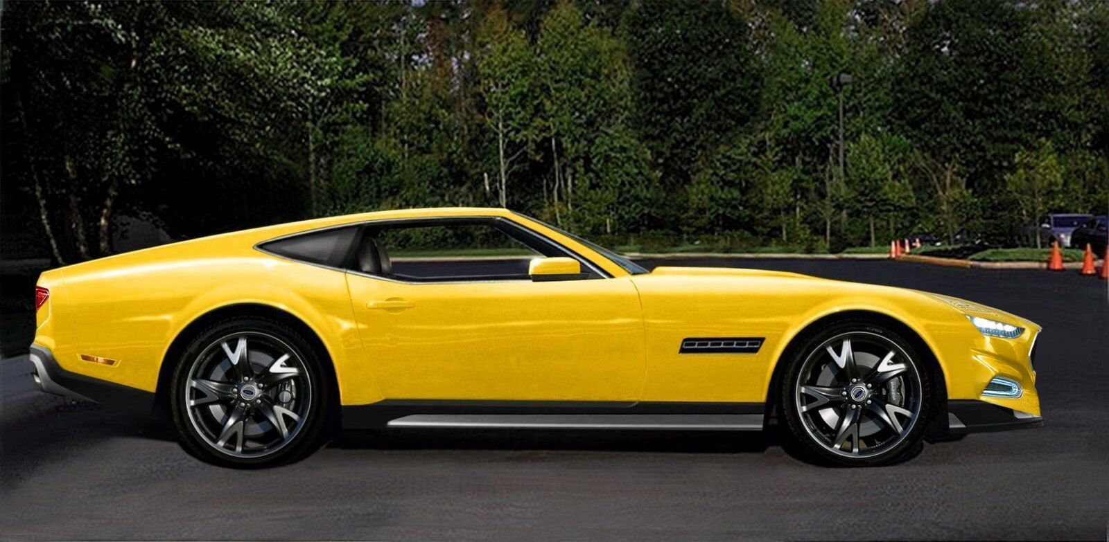 2015 Ford Pantera Ford Pinterest Cars Ford I Classic Cars