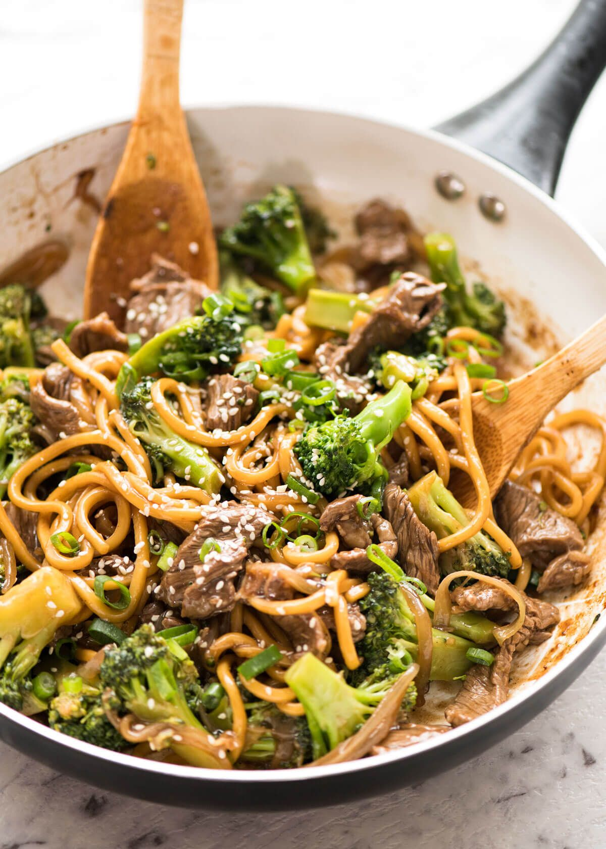 Chinese beef and broccoli noodles recipe broccoli noodle and food chinese beef and broccoli noodles forumfinder Gallery