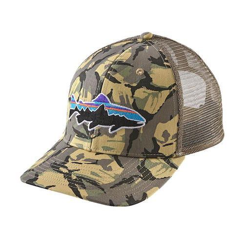 394c34dcdaa Patagonia Fitz Roy Trout Trucker Hat. Find this Pin and more on Products by Madison  River Outfitters.