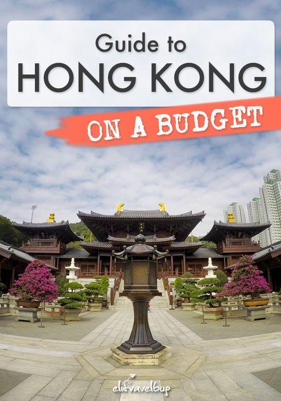Solo Travel Guide to Hong Kong – on a Budget | Hong Kong