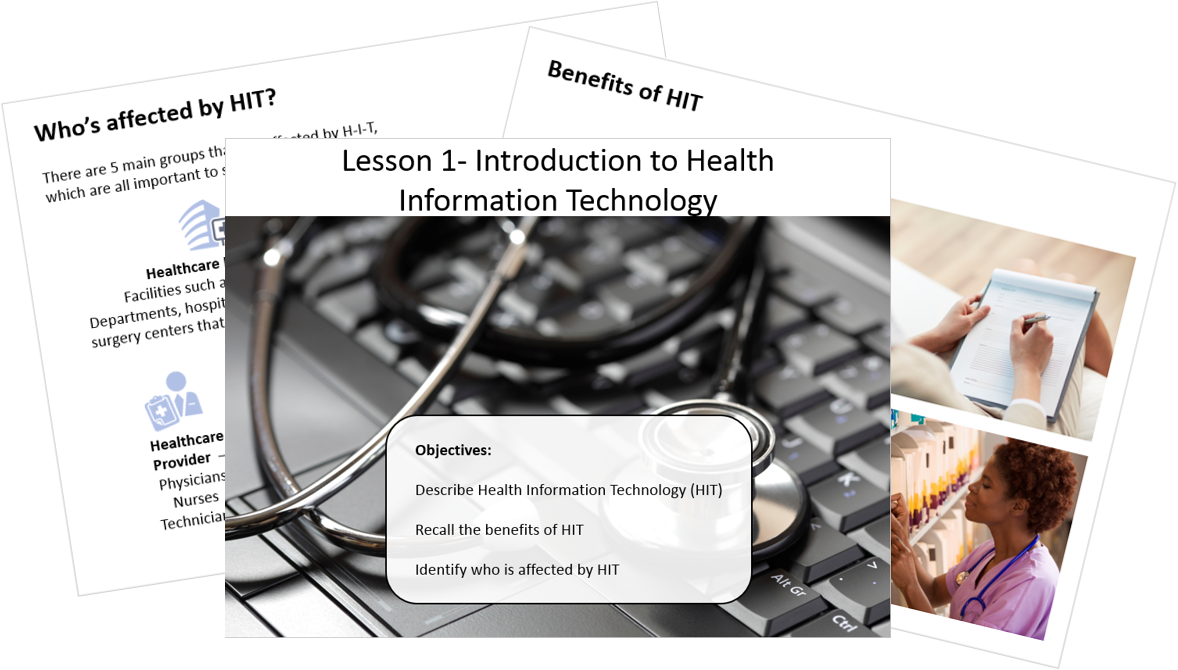 information technology in education ppt