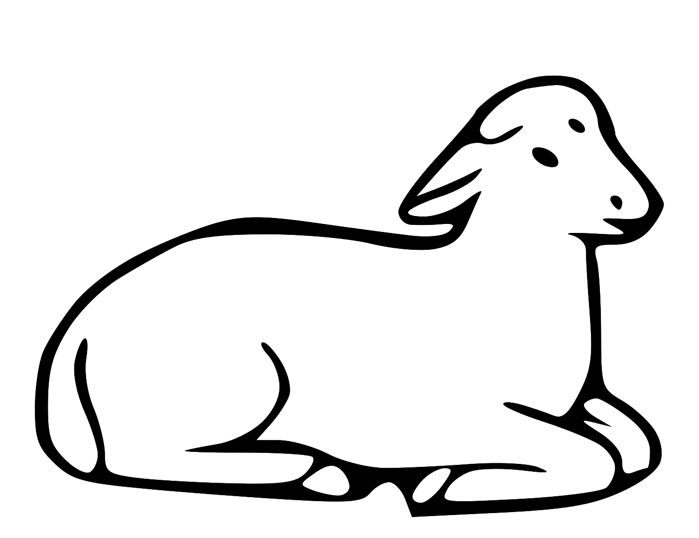 lamb clipart christmas47 large png 1404 1081 photography rh pinterest co uk baby lamb clipart black and white baby lamb clipart black and white