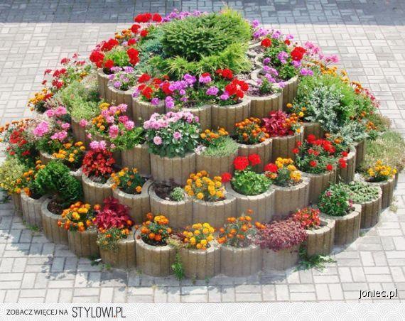 Magische Gärten Interessante Arrangements Designvorschläge