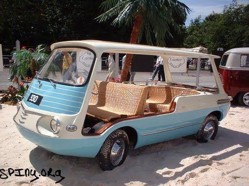 Beach Fiat Multipla 1960 Beach Cars Vehicles Fiat