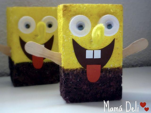 Spongebob Craft Cute Kids Crafts Crafts For Kids Spongebob Crafts
