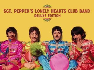 Digital Booklet Sgt Pepper S Lonely Hearts Club Band Sgt Peppers Lonely Hearts Club Band Lonely Heart Sgt Pepper