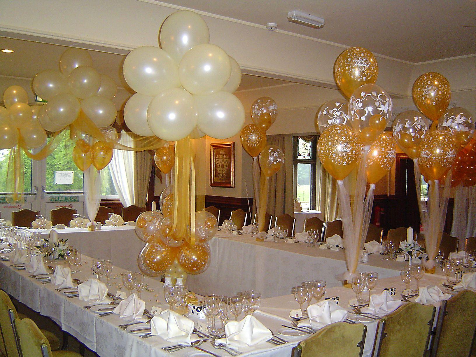 кто даст украшение зала на свадьбу фото шарами что