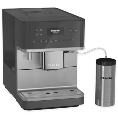 Miele Cm6350 Countertop Coffee System In Grey Graphite Grey