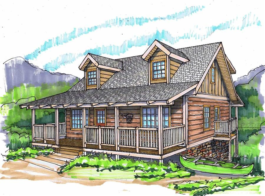 Awesome Fish Camp House Plans Images Best Inspiration